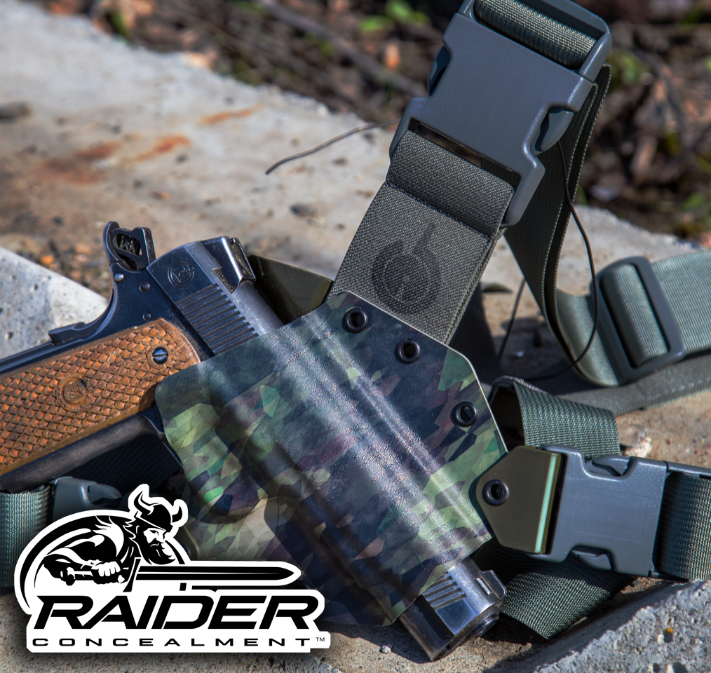 Raider Concealment holsters available from Gunfighters Inc.