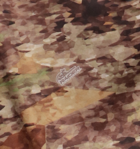 Raider Concealment Fabrics available from Singletree Printing
