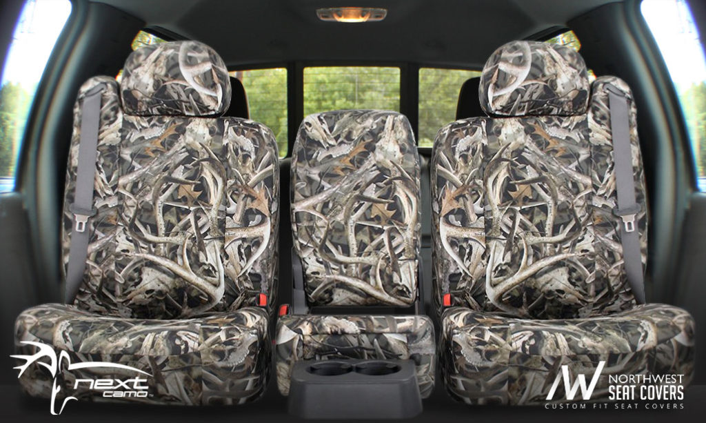 Next Camo Bonz Seat Covers from Northwest Seat Covers Now Available